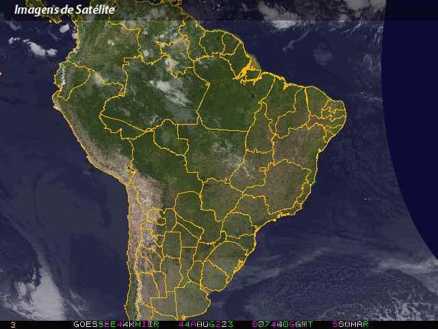 Jornal do Tempo - Previsão do Tempo Brasil e Mundo!